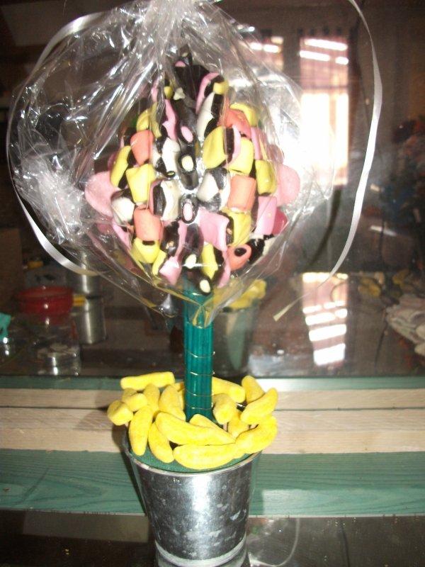 arbres a bonbons!