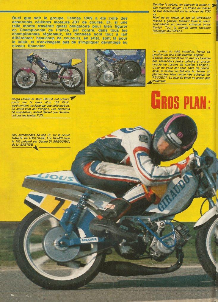 Peugeot G1 Lious 1989