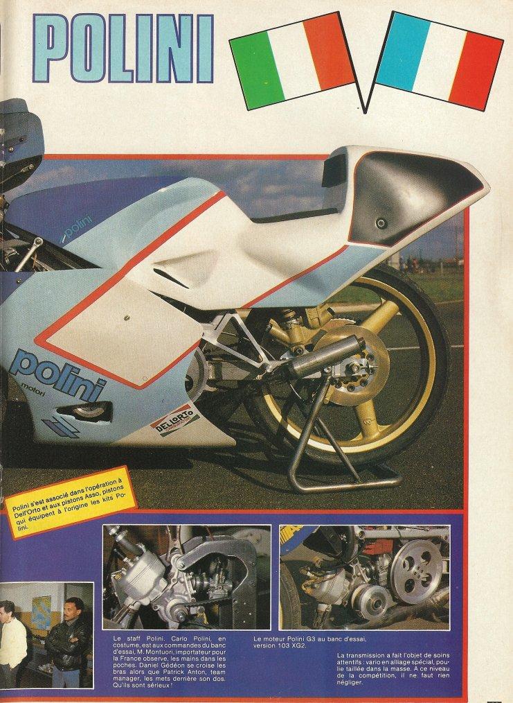 G3 Polini 1988