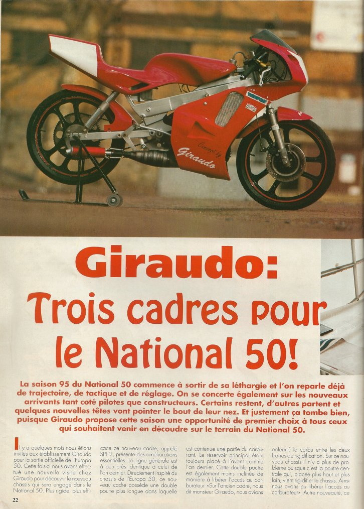Giraudo National 50 1995