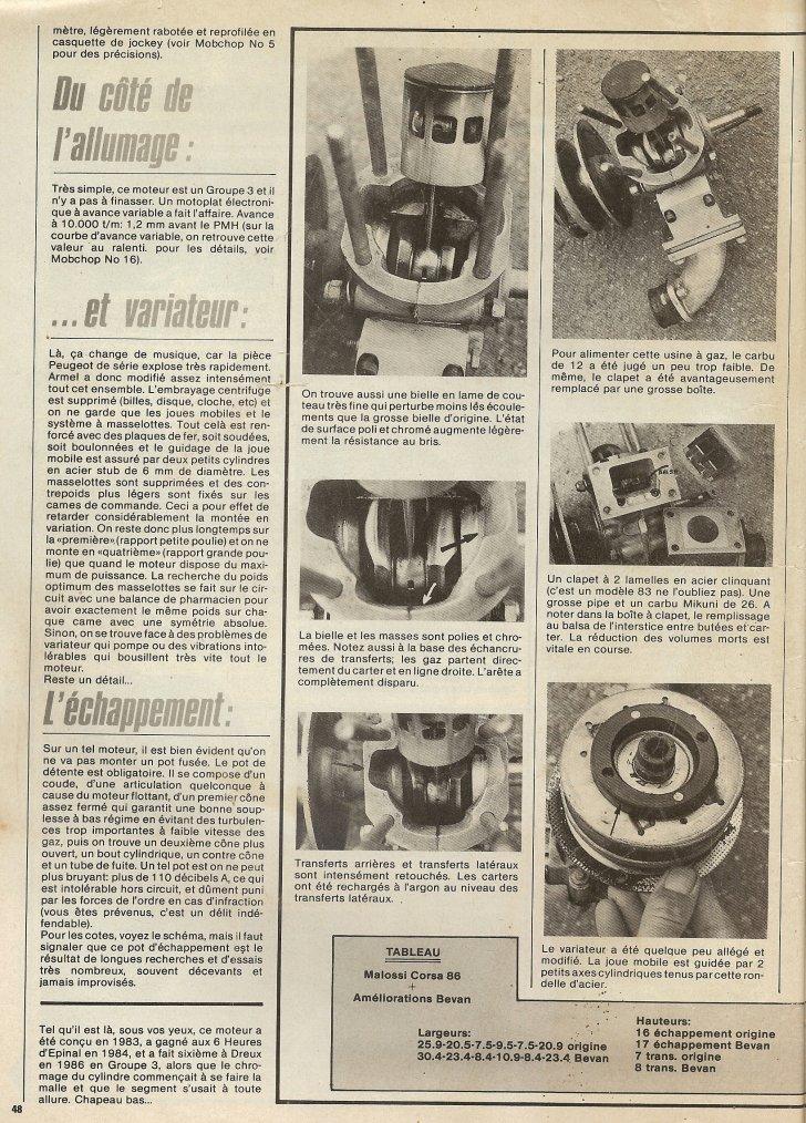 Préparation G3 1986!!