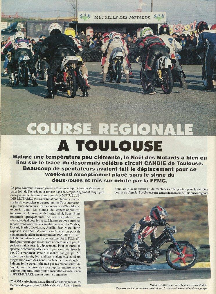 Courses Régionales : Un Week-End à Candie