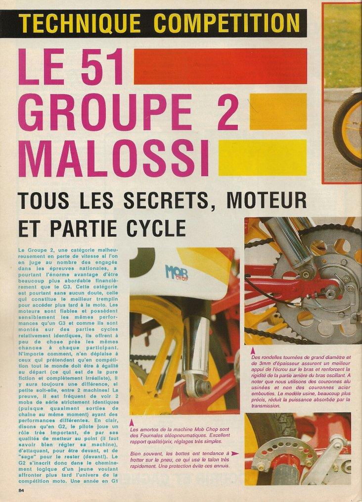 Malossi Groupe 2