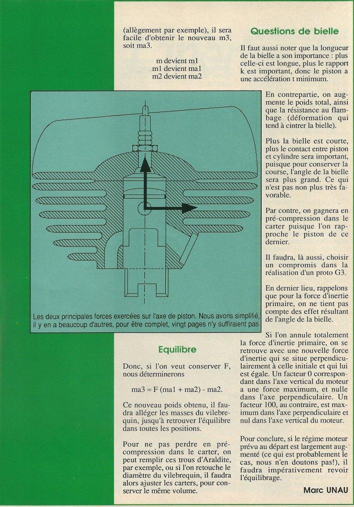 Technique : L'inertie du Vilebrequin