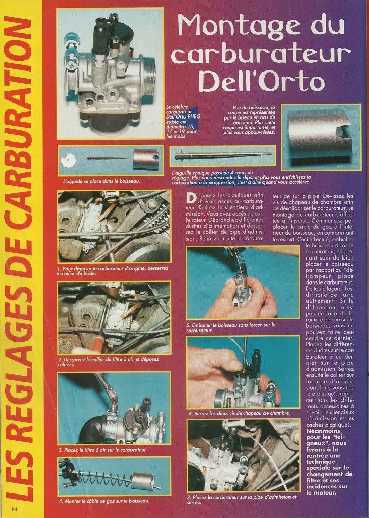 Montage Dell'Orto!!