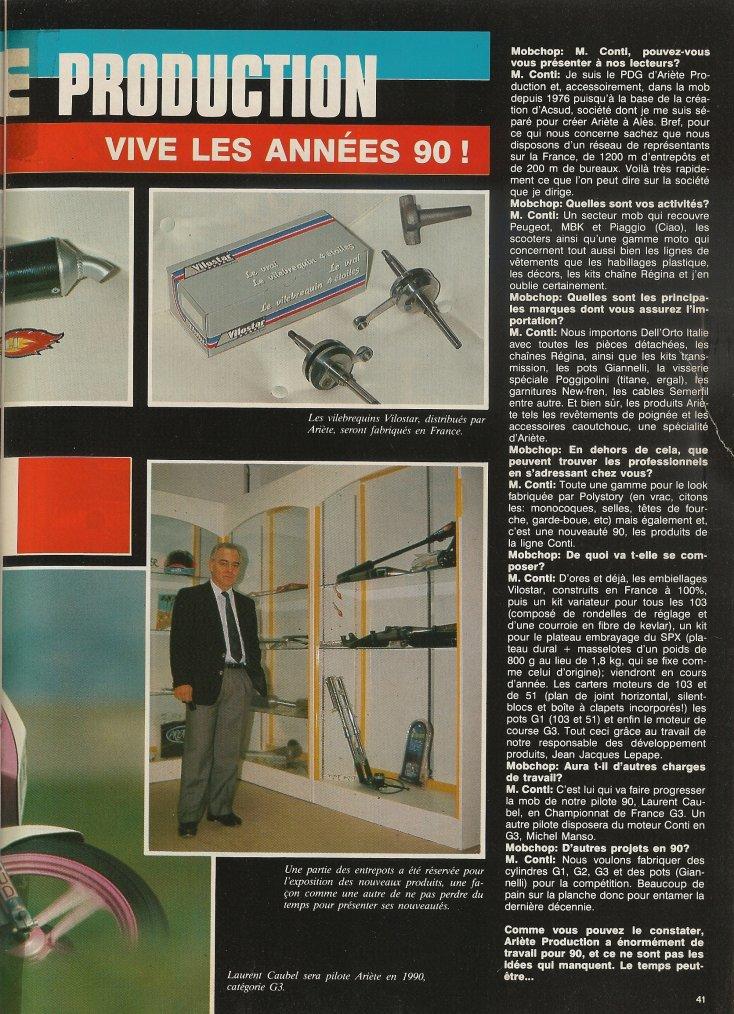 Visite Ariète Production!!
