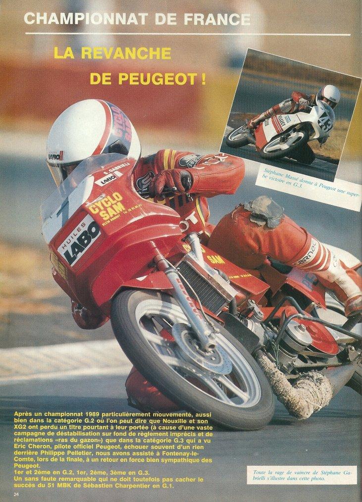 La Revanche de Peugeot!!