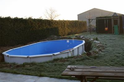 Blog de hugues0509 page 7 construction piscine gre - Prix piscine semi enterree ...