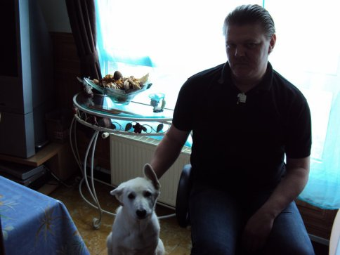 Edeck et son papa