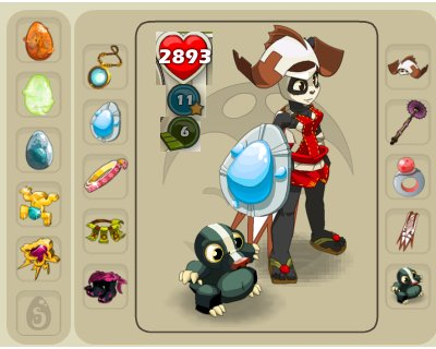 Présentation de la panda