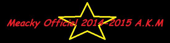Nouveau Logo 2014-2015