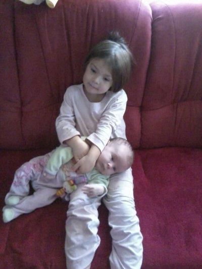 mes deux princesses du matin