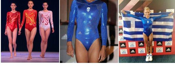 - ON WEB GYMNASTICS - Justaucorps Jeux Olympiques -