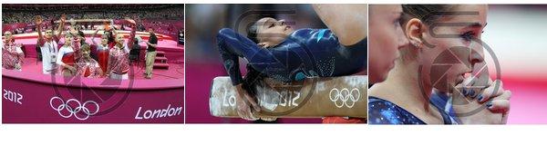 - ON WEB GYMNASTICS - Jeux Olympiques Qualifications pour les finales -