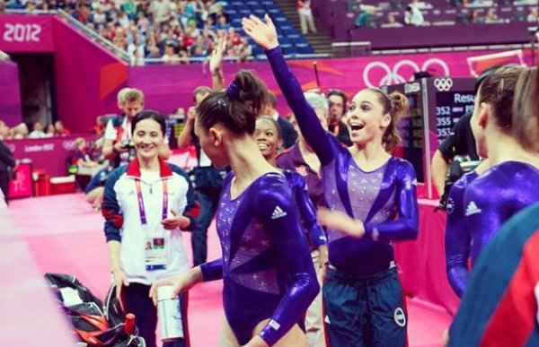 - ON WEB GYMNASTICS -Jeux Olympiques  Les américaines toujours à la hauteur  -