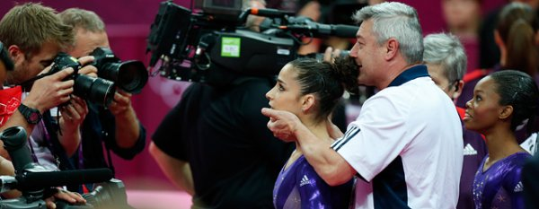 - ON WEB GYMNASTICS - Photo coup de coeur Une finale inattendue -