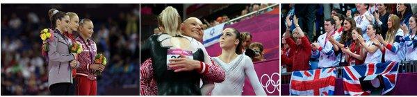 - ON WEB GYMNASTICS - Jeux Olympiques Finale du saut , Maroney laisse le champ libre à Izbasa -
