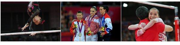 - ON WEB GYMNASTICS - Jeux Olympiques  Finale aux barres asymétriques  -