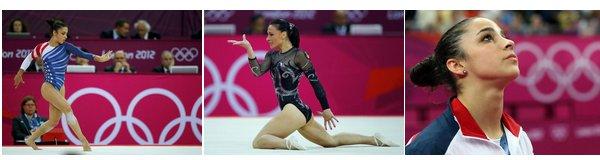 - ON WEB GYMNASTICS - Finale du sol « je suis tellement heureuse, j'ai eu la médaille que je voulais.» Aly Raisman. -