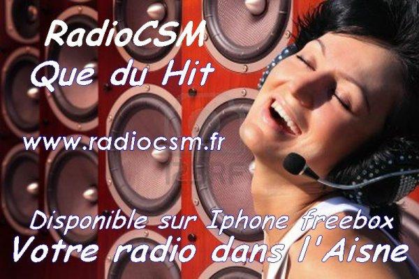 radio csm  dimanche