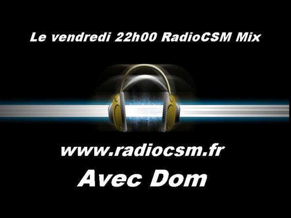 Sa mix    www.radiocsm.fr