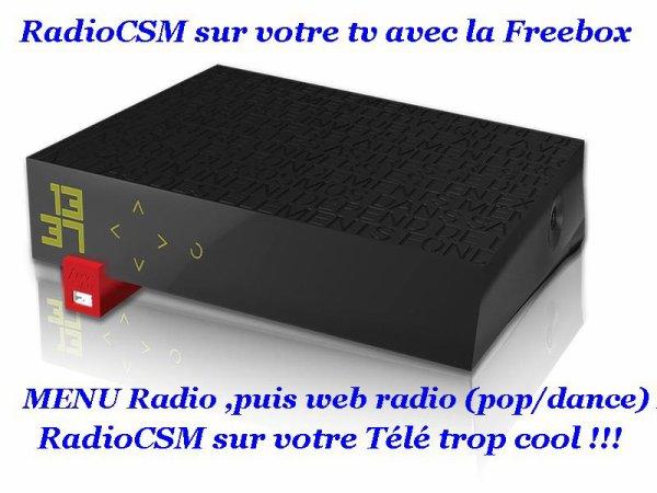 RadioCSM Laon Chauny Soissons