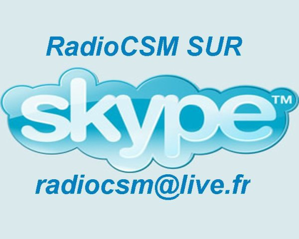 RADIO A SOISSONS  RadioCSM
