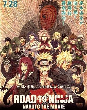 Road to Ninja (Attention Spoile ne pas lire si vous ne l'avez pas vu et si vous voulez le voir !!!)