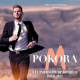 M.pokora- A la poursuite du bonheur - Tour 2012-