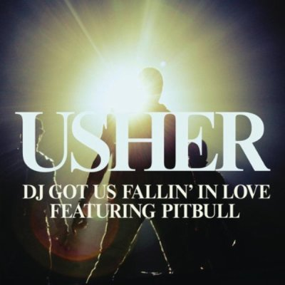 Dj got us fallin'in love  de Usher feat. Pitbull  sur Skyrock