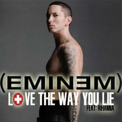 I love the way you lie  de Eminem feat. Rihanna  sur Skyrock