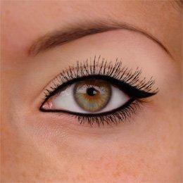 """Tuto Make Up 1 ! """"Des yeux glamour en un claquement de doigts """"."""