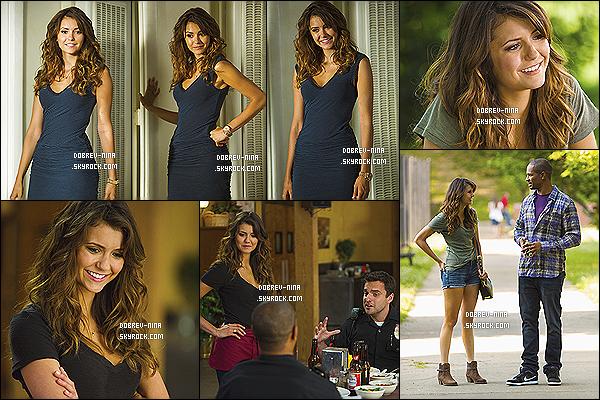. Voici plusieurs stills du film de Nina « Let's Be Cops » qui est sorti le 13 août au USA. .