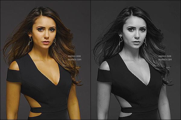 . Voici une première photo promotionnelle pour la saison 6 de The Vampire Diaries. .