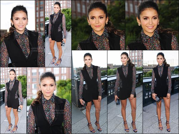 12/08/15: La sublime Nina Dobrev était présente au « StyleWatch x Revolve Fall Fashion Party » à New York Nina portait une robe par Diane Von Furstenberg, totalement magnifique cette Nina ! (+) c'est confirmé, Nina sera présente au Teen Choice Awards!