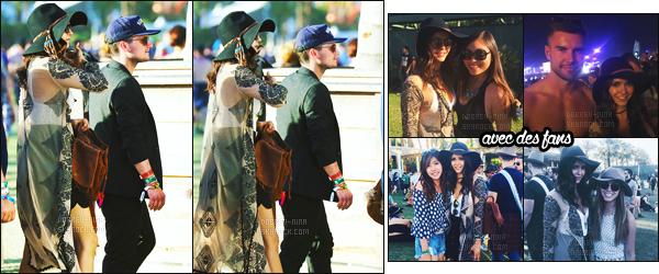 16/04/16: La sublime Nina Dobrev était présente au festival de musique « Coachella  » à Indio en Californie. Nina était vraiment sublime, je lui donne un top pour sa tenue - je l'adore avec un chapeau (+) Découvrez les photos personnelles juste en dessous