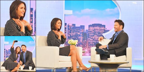 24/01/17: La superbe actrice/mannequin Nina Dobrev s'est rendue au talk show de Harry Connick Jr, « HARRY's ». Nina était vraiment grave mignonne, sa robe lui va vraiment à ravir même si je ne suis pas fan j'aime énormément. Un big top pour ma vie haha.