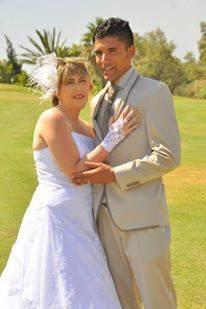 Trois ans ce jour que ma fille s'est mariée en Tunisie,,,,bonnes noces de froment à eux deux