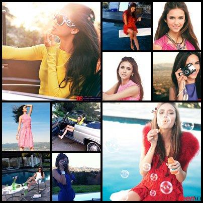 Nouveau Photos Shoot de Nina