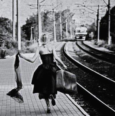 Rien ne sert de courir, il suffit de partir à temps.