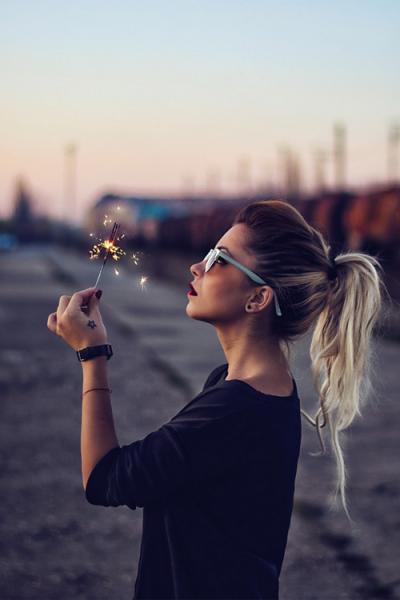 N'oubliez jamais que la plus belle façon d'envisager l'avenir c'est de croire en ses rêves.
