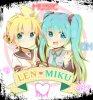MikuXLen-Love