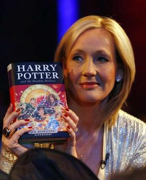 Remerciement à J.K Rowling !!