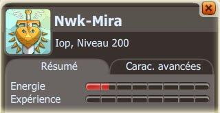Lumière sur, Nwk-Mira
