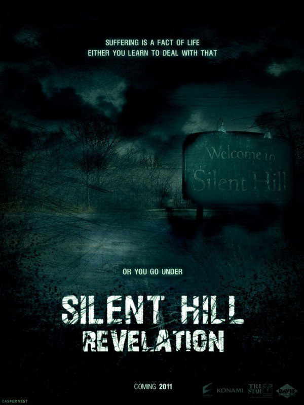 Silent hill: Revelation 3D NEWS