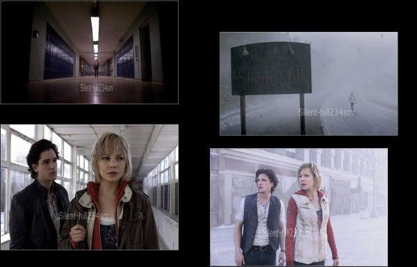 Photos de Silent hill: Revelation 3D !!!
