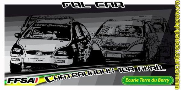 Prochaine course: Chateauroux le 1er Avril 2012