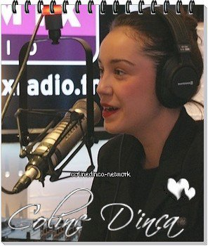 _____~ ColineDinca-Network.skyrock.com__________________________________________• Article 04 ; Coline à la Radio. 500 Commentaires_____