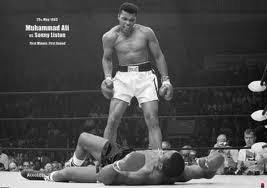 une legende de la boxe !!!!