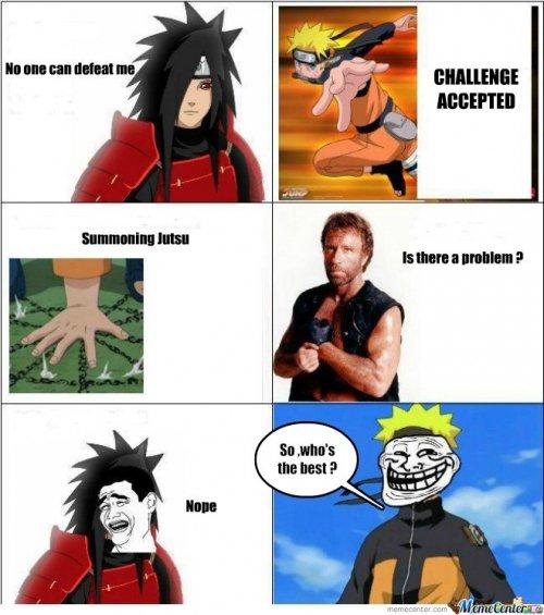 Naruto en Folie (2)